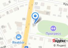 Компания «Сибавтотрейд торговая компания» на карте