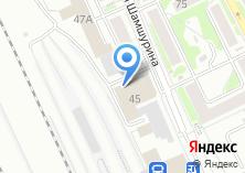 Компания «КОНТРАСТ ЛОГИСТИКА» на карте
