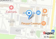 Компания «ФёстСтар» на карте