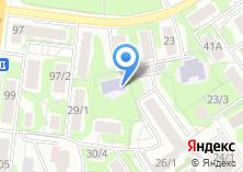 Компания «Новосибирский Инновационный Колледж» на карте