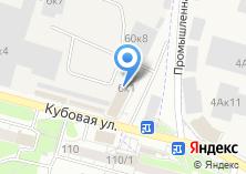Компания «ТРАНССИБ-ОЙЛ» на карте