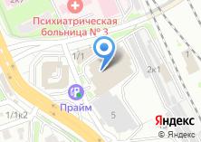 Компания «Extate-system» на карте
