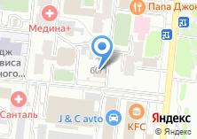 Компания «Магазин-пекарня горячей выпечки» на карте