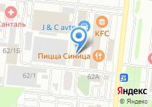 Компания «АБАЙТ» на карте