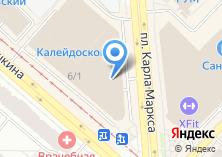 Компания «ТРИО» на карте