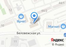 Компания «Баня №3» на карте
