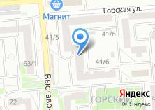 Компания «Сибирский пекарь» на карте