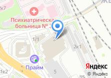 Компания «МедГарант» на карте