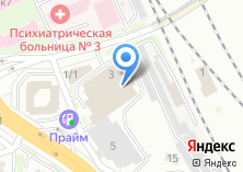 Компания «СИБОПТОРГ» на карте