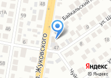 Компания «Шиномонтажная мастерская на ул. Жуковского» на карте