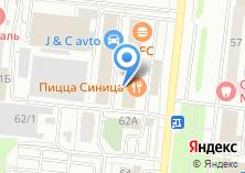 Компания «Dyet-Fitness» на карте