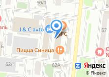 Компания «Электрогамма-Новосибирск» на карте