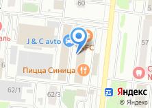 Компания «Авто альянс+» на карте