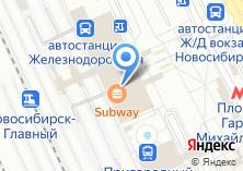 Компания «Пресс Лайн» на карте