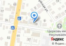 Компания «ТрансМедиа» на карте