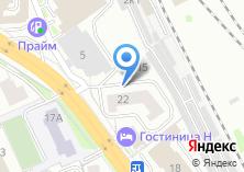 Компания «ГРУППА КОМПАНИЙ ПРОФКОМПЛЕКТ» на карте