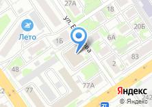 Компания «Отдел надзорной деятельности и профилактической работы по г. Новосибирску» на карте