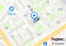 Компания «Отдел надзорной деятельности по Заельцовскому району» на карте