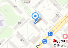 Компания «Студия макияжа Елены Матвеенко» на карте