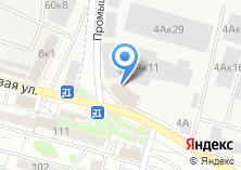 Компания «МАСТЕР ДВЕРИ» на карте