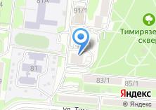 Компания «Светлодом» на карте