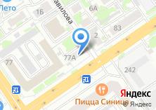 Компания «Apteka.ru» на карте