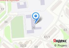 Компания «РОСТ» на карте