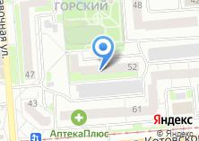 Компания «МК Спутник» на карте