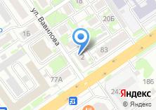 Компания «Биофур» на карте