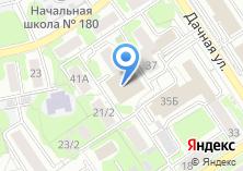Компания «КОМЕТА-ПОСТ» на карте