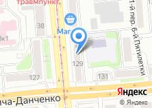 Компания «МКС-Новосибирск» на карте