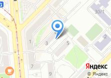 Компания «РОНА» на карте