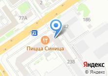 Компания «КОМАНДОР сеть фирменных салонов» на карте