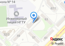 Компания «Мульти-Пульти» на карте