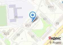 Компания «Лаской Сибирь-Новосибирск» на карте