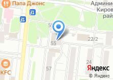 Компания «Птицефабрика Октябрьская» на карте