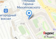 Компания «123.ru» на карте
