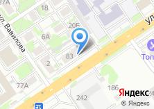 Компания «КС Моторс» на карте