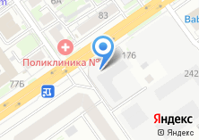 Компания «Новостройка» на карте