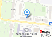 Компания «ОН & ОНА» на карте