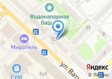 Компания «Пив торг» на карте