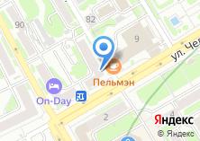 Компания «VGosti» на карте