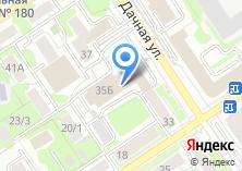 Компания «Амнезия» на карте