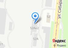 Компания «ЛК-Трейд официальный дилер ZIC» на карте