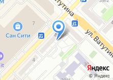 Компания «Фабрика54» на карте