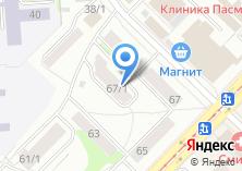 Компания «Мастерская магазинов» на карте
