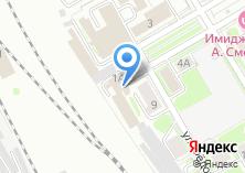 Компания «Арбитражный управляющий Овечкин С.В.» на карте