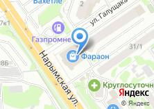 Компания «Дорсум Центр» на карте