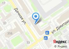 Компания «Анмик-Строй» на карте
