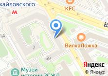 Компания «RONOX» на карте